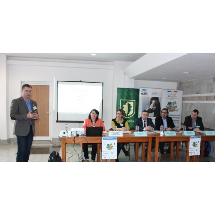 "Conferintele ""Solutii pentru dezvoltarea IMM-urilor 2020. Cum dezvoltam afacerea in 2020?""  Platforma de informare si dezbateri"