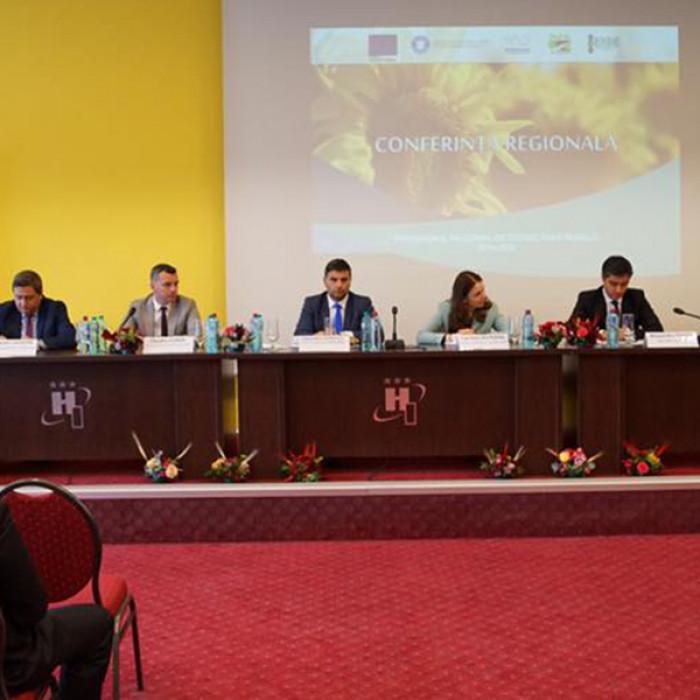 Conferinta regionala PNDR - Regiunea Sud-Muntenia , Amara, iudetul Ialomita