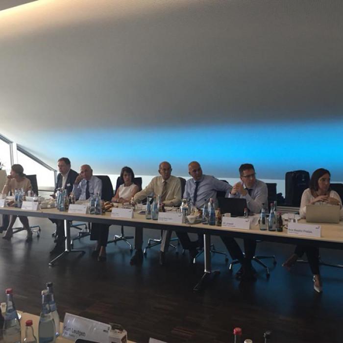 Intalnire grup AECM (Asociatia Europeana a Institutiilor de Garantare)