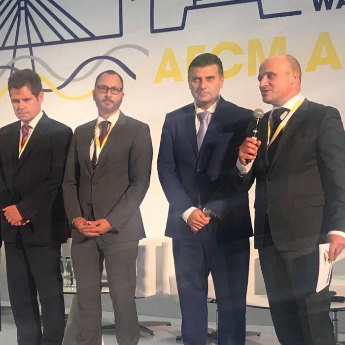 Alexandru Petrescu, Directorul General al FNGCIMM,  a fost ales membru in Consiliul de Administratie al AECM  pentru un mandat de 3 ani