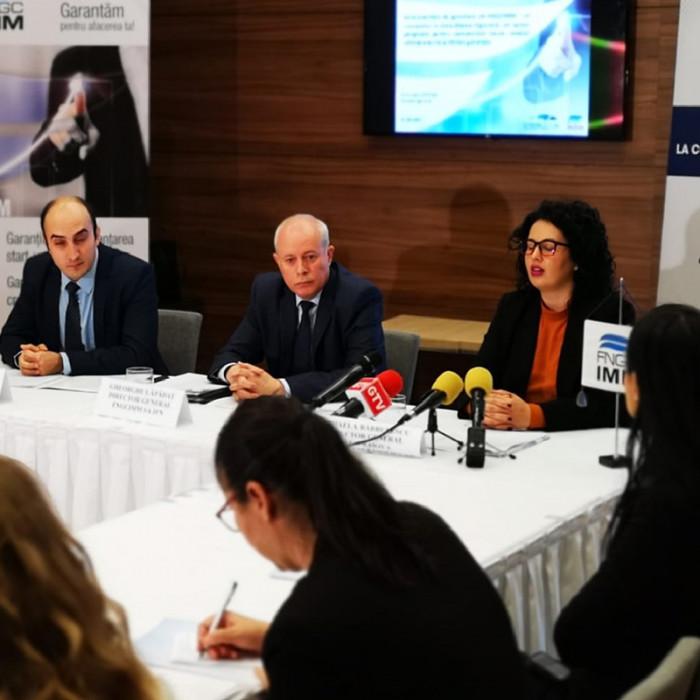 Regiunea 4 Sud Vest Oltenia, un potential in crestere pentru FNGCIMM
