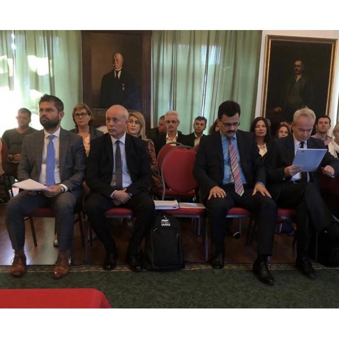 O noua dezbatere in parteneriat cu GAL Microregiunea Tara Hategului - Tinutul Padurenilor a avut loc la Deva