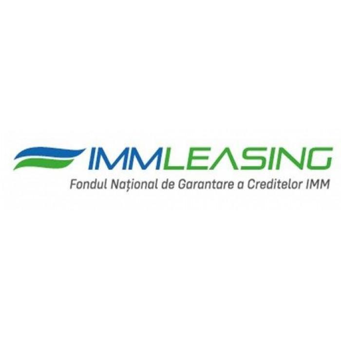 """Anunt cu privire la Programul """"IMM Leasing de echipamente si utilaje"""" adresat finantatorilor"""